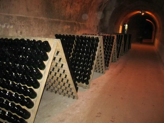 Taittinger Champagne Reims France. Visiting here this Saturday, champagne the drink of the gods