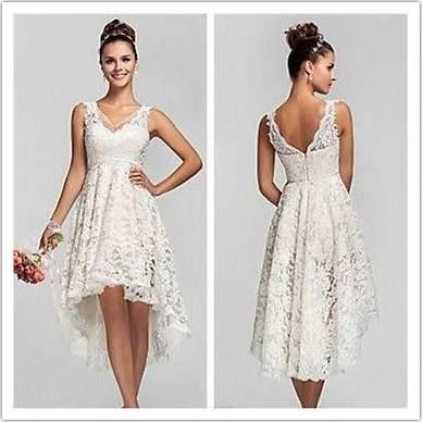 lace beach wedding dresses uk - Google Search