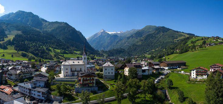 Kaprun, Austria [2134x1000]