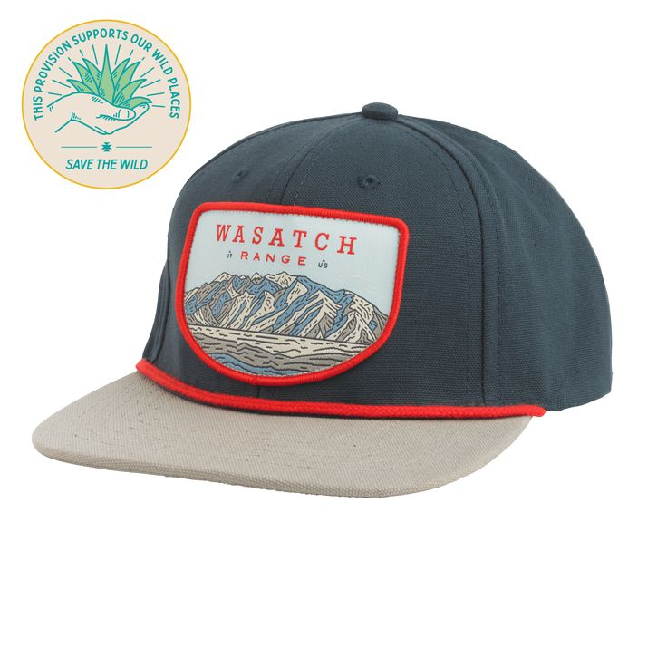 Sendero Provision - Wasatch Range Hat