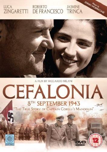 Cefalonia [DVD]