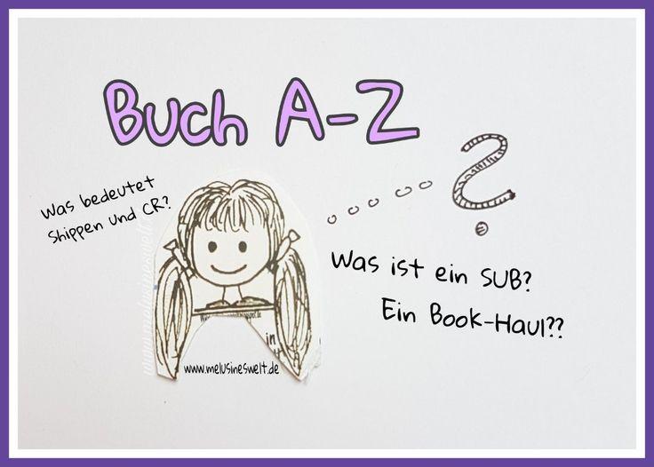 Was bedeuten die Abkürzungen? Was ist ein Prequel? Erklärungen samt FREEBIE auf www.melusineswelt.de #buch #bücher #books #wissen #abkürzungen