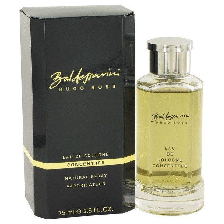 BALDESSARINI By Hugo Boss EAU DE COLOGNE (Concentree) Spray 2.5 oz for Men