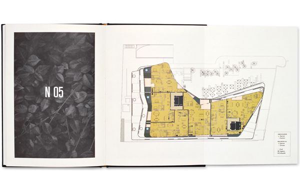 Print by Face for Mexican luxury property development Highpark.