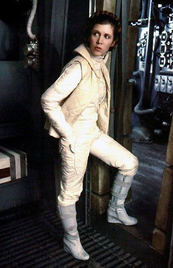 http://hubpages.com/hub/The-Costumes-of-Star-Wars-Princess-Leia --Princess Leia( Carrie Fisher) Halloween costume