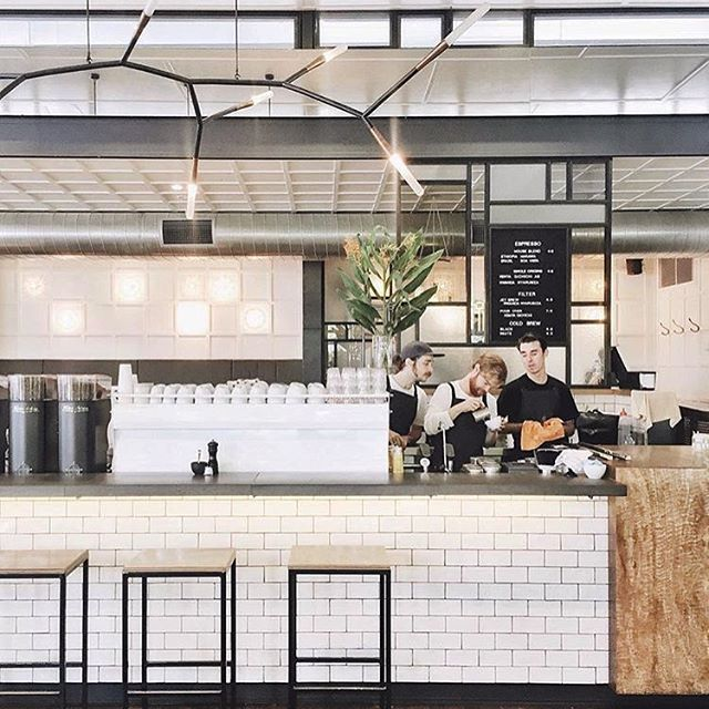 Saturday morning starts with coffee. #toppaddock #melbournecafe @emmakateco