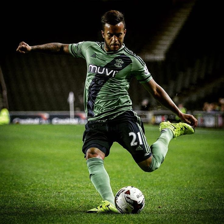 """Southampton FC on Instagram: """"How good was it to see @iamryanbertrand back in action tonight? #saintsfc"""""""