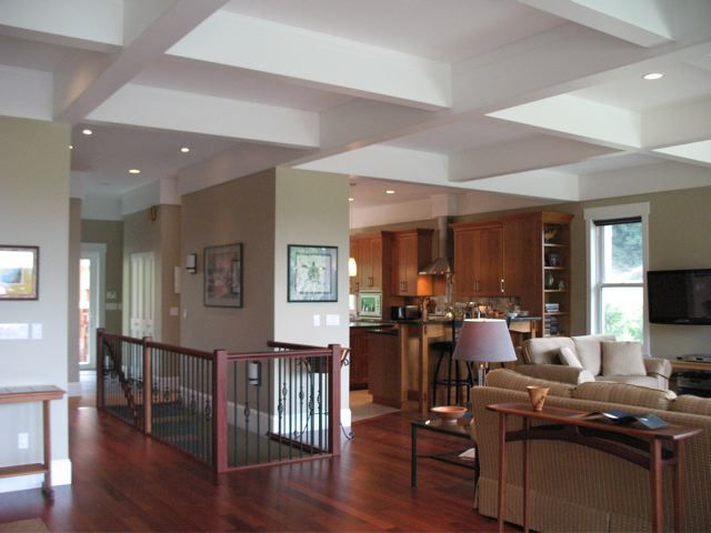 15 best Kitchen Coffered Cieling Ideas images on Pinterest ...