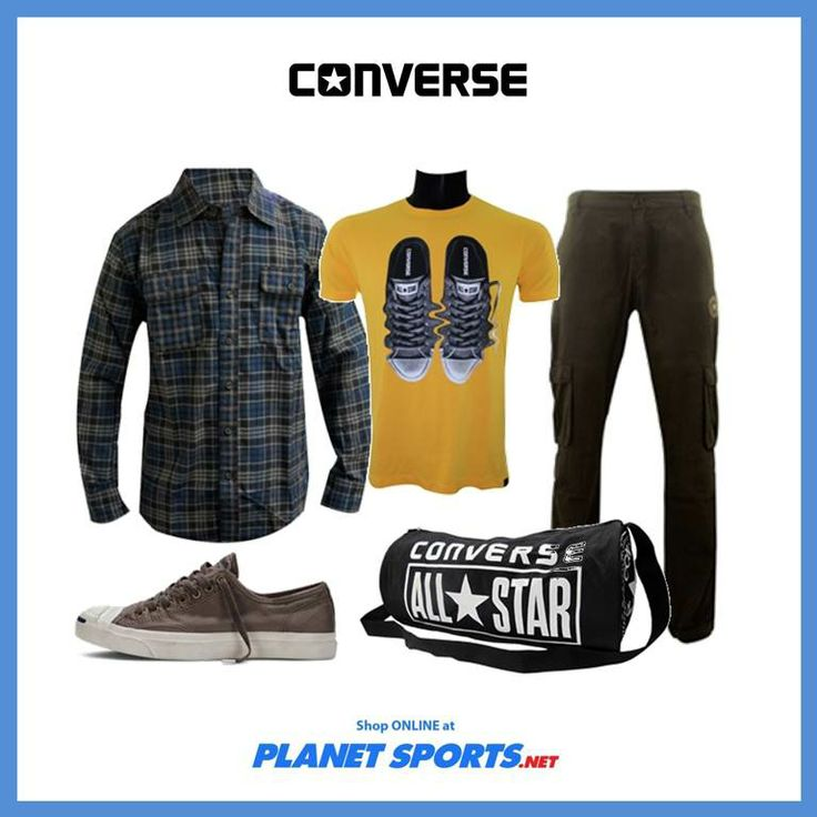 All Converse!