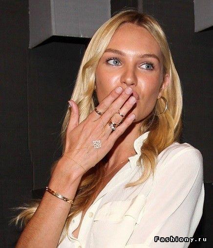 Кольца для фаланг пальцев и ногтей, как новый тренд 2013 года / кольца на фаланги