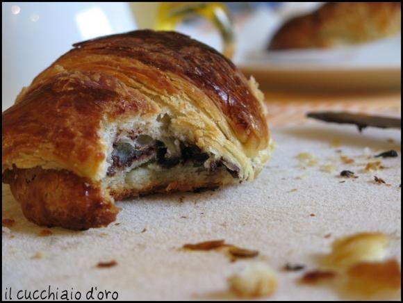 il cucchiaio d'oro » Croissant sfogliati