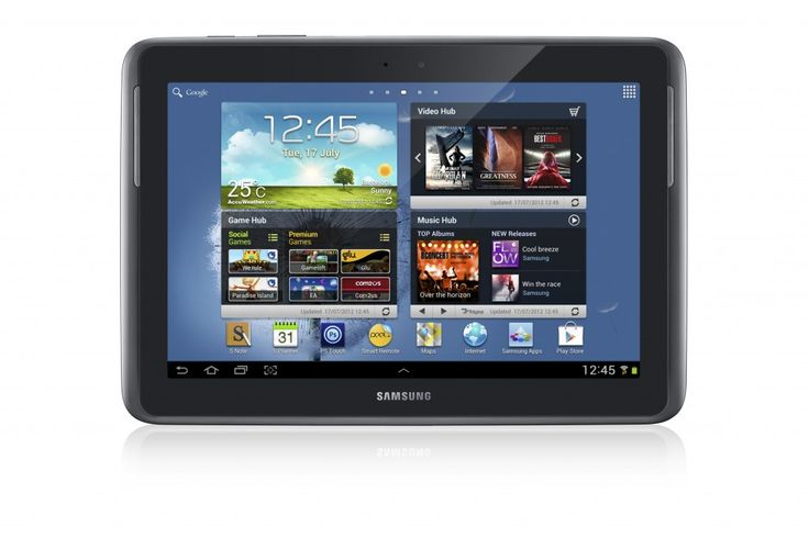 Samsung releases open-source bits for new Galaxy Note 10.1
