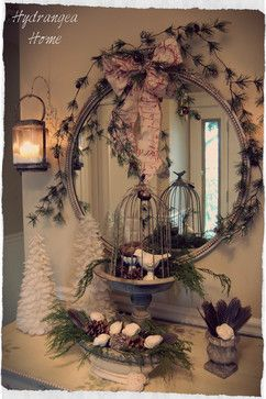 Holiday Decorating Birdcage / Home Decor Bird Cage. Click Pic For Lots Of  Great Ideas