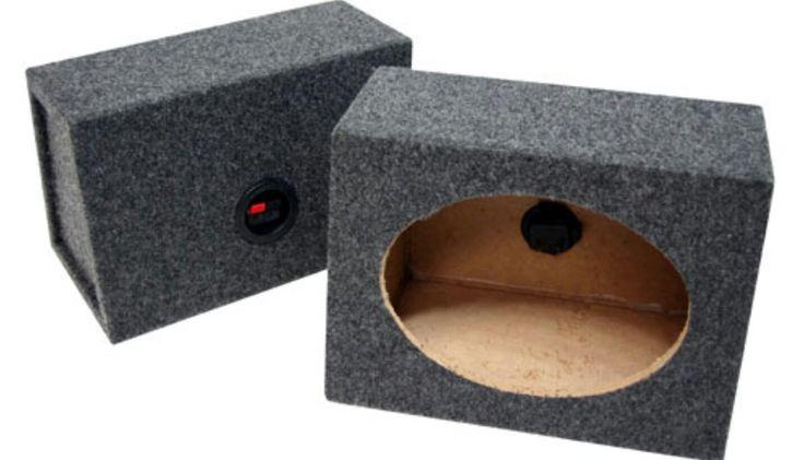 6x9 SPEAKER MDF BOX