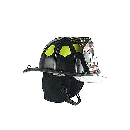 Bullard: Traditional Fire Helmet Matte Finish, NFPA- Courage, self-sacrifice and tradition are the words that define firefighters. Now there is a traditional helmet that honors these values while offering the critical protection of modern materials. The new USTM Series traditional fire helmet sports a textured, matte finish giving it the rugged look of a leather helmet. No compromises. That's the hallmark of the new USTM.