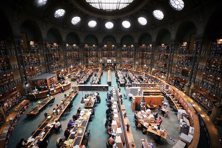 Bibliothèque nationale de France | © Vincent Desjardins/Wikimedia