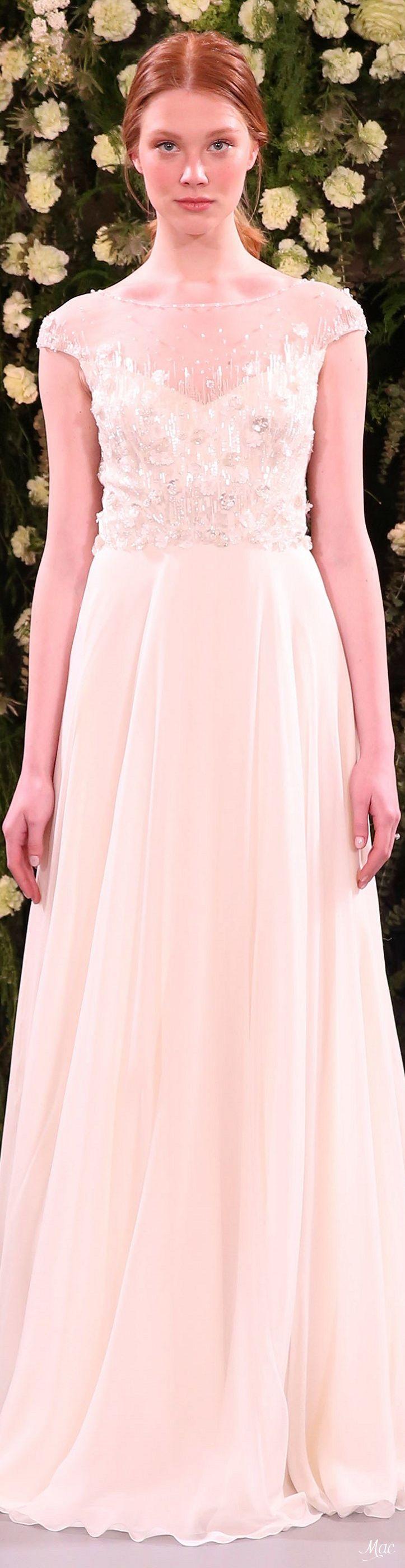 Lujoso Vestido De Novia Corto Jenny Packham Colección - Ideas de ...