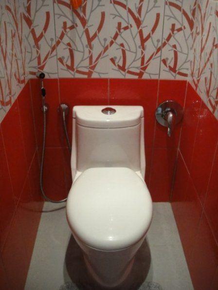 Унитаз как предмет интерьера туалетной комнаты  #туалет #санузел #унитаз #интерьер