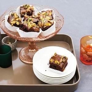 Ook leuk om te verkopen tijdens #Koningsdag. Zelfgemaakte brownies. Hmmm!
