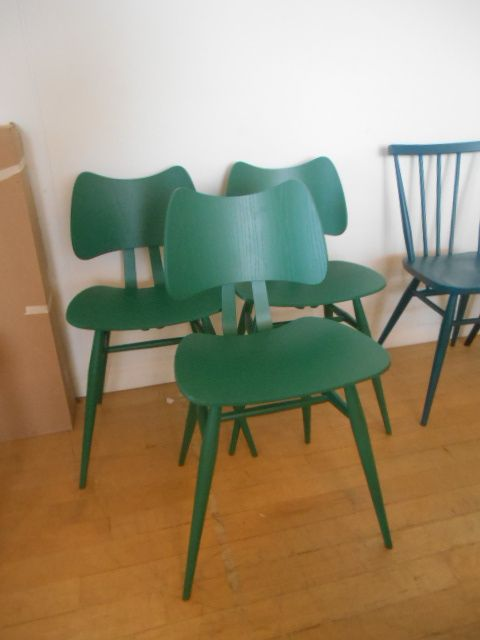 Ercol Dining Table And Chairs John Lewis