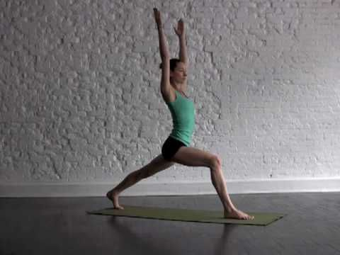 Strength Building Yoga with Yogi Tara Stiles    Anything with Tara will be fun and beneficial.