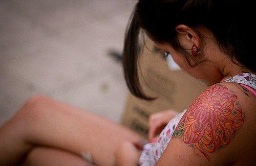 De gevaren van een tatoeage
