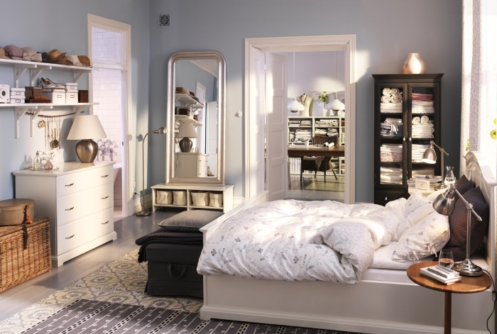 traditional bedroom ikea bedroom ideas mirror over low table bedroom designs - Complete Bedroom Decor