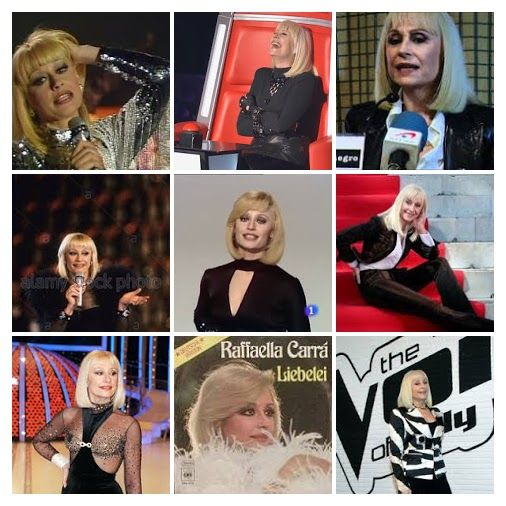 Raffaella Carra. Mitica, diva, eterna y memorable, su legado musical, belleza y sensualidad permanecerá en la memoria de todos los que lo amamos.