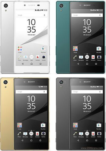 sony xperia z1/z2/z3/z4/z5/XA smartphone series unlock, uk spec #sony #Bar