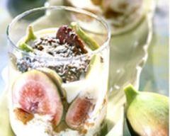 Tiramisu aux figues et aux spéculoos (facile, rapide) - Une recette CuisineAZ