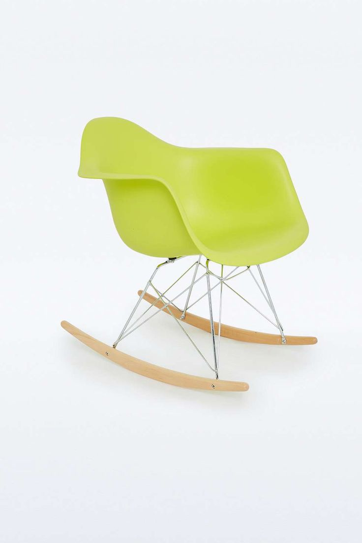 Schaukelstuhl swing insp eames rocking chair rar ahorn - Find This Pin And More On Bedroom Schaukelstuhl In Grau Urban Outfitters Shop Grey Rocker
