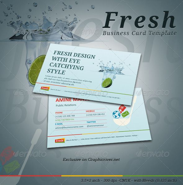 12 best business card templates images on pinterest business card fresh business card template accmission Gallery