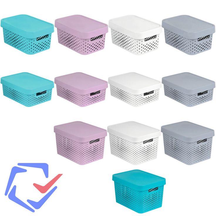 Neu The 25+ best Aufbewahrungsbox mit deckel ideas on Pinterest  HR04