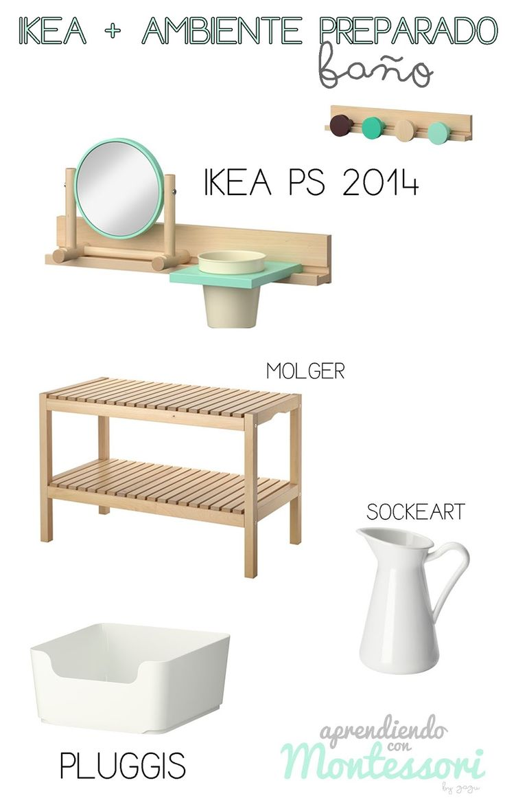 17 best ideas about ikea montessori on pinterest for Chambre montessori