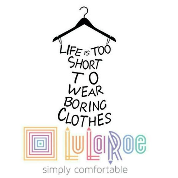 LulaRoe I am a new consultant with LulaRoe. I always offer free shipping in my VIP group. My launch will be in February 2016! I offer online and in home pop up boutiques where you can earn free products :) Please feel free to join my group at www.facebook.com/groups/lularoealley LuLaRoe Pants Leggings