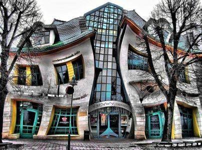lugares increíbles. Polonia