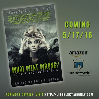 N.O.A. Rawle: Legendary Stories:What Went Wrong? Cover Reveal.