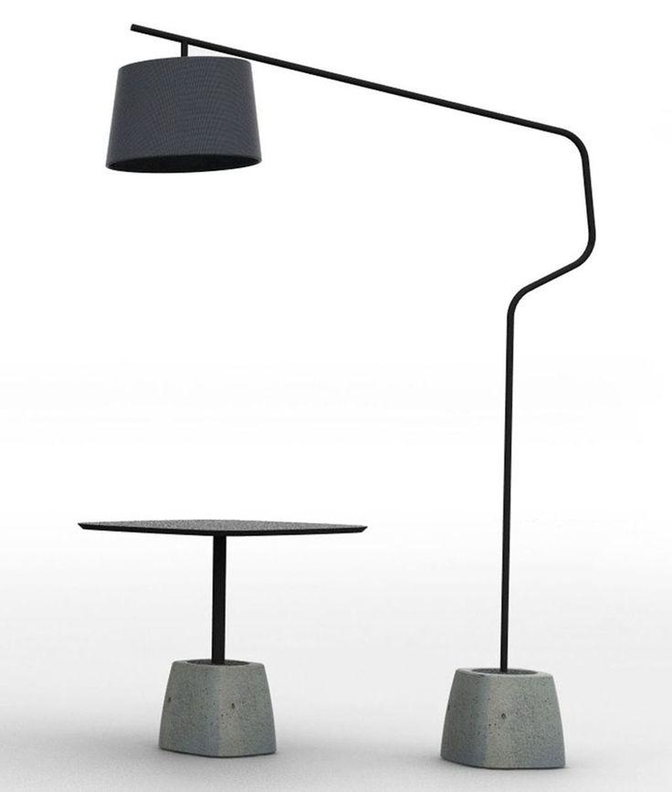 LAMPADA DA TERRA URBAN BY DOMITALIA | DESIGN ANDREA RADICE