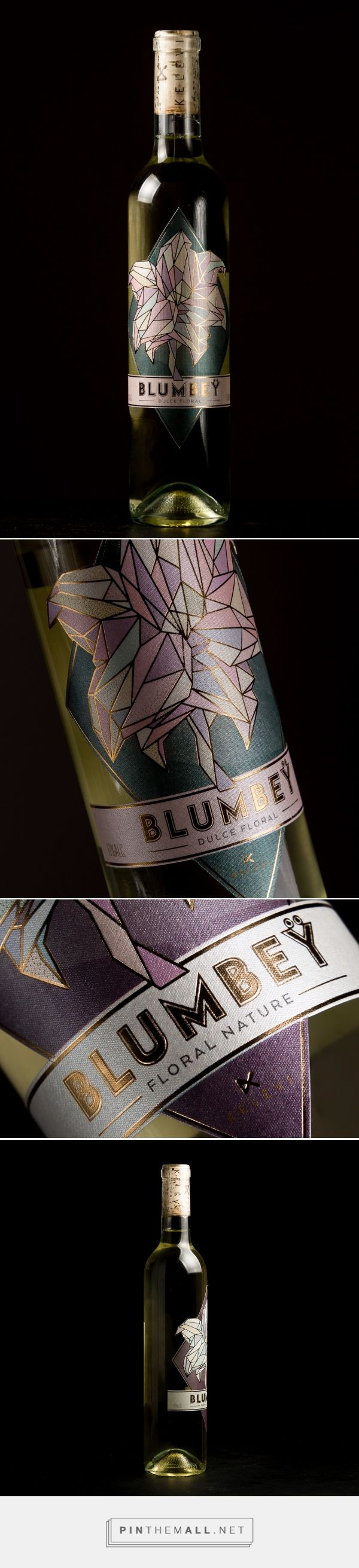 Blumbeÿ - Packaging of the World - Creative Package Design Gallery - http://www.packagingoftheworld.com/2017/09/blumbey.html