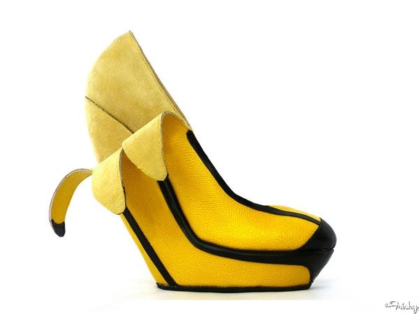 There's Always Money In The Banana Shoe Stand