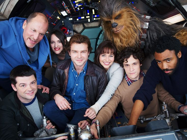 Cantina Talk: Check Out This Dope Photo of the Han Solo Movie Cast  Let's get this out of the way first: OMG, here's the cast of the upcoming Han Solo movie! We'll get back to that—and, specifically, the fact that …  https://www.wired.com/2017/03/cantina-talk-30/