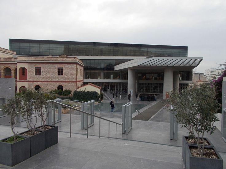 Best Museums In The World: The Acropolis Museum, Athens, Greece (source: wiki)