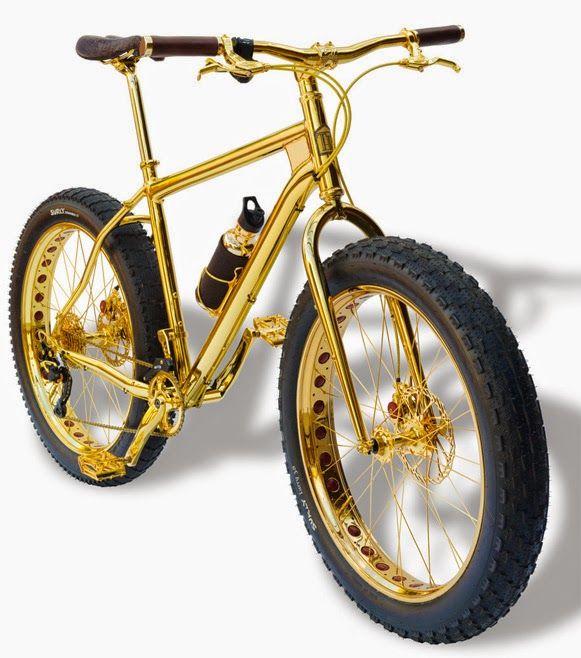 Bicicleta de 1 milhão de dólares – Bem Legaus