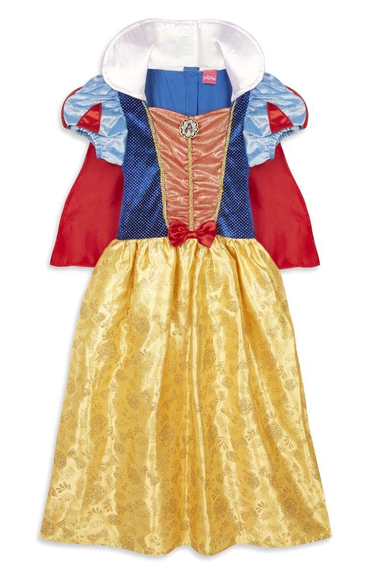 Primark - Younger Girl Snow White Costume