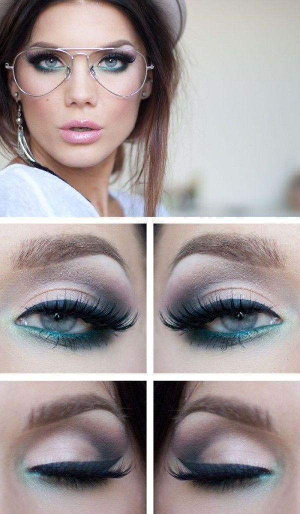 ideas de maquillaje para ojos que debes intentar en tu tiempo libre