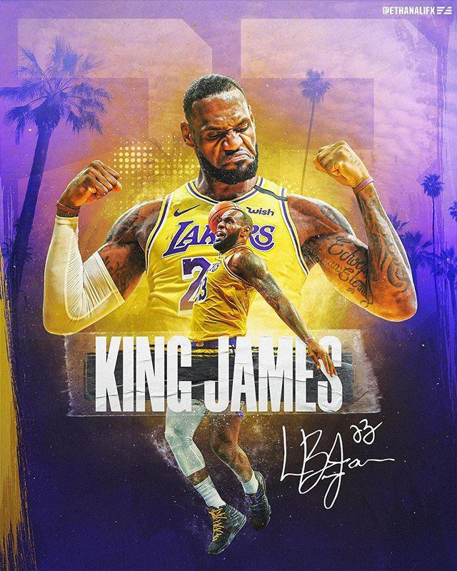 Ethan Ali Fx On Instagram King James Lebron James Lakers Lebron James Art Lebron James Wallpapers