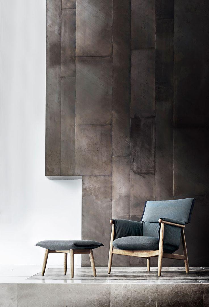 Bauer plantation chair - Carl Hansen Son Adds A Lounge Chair