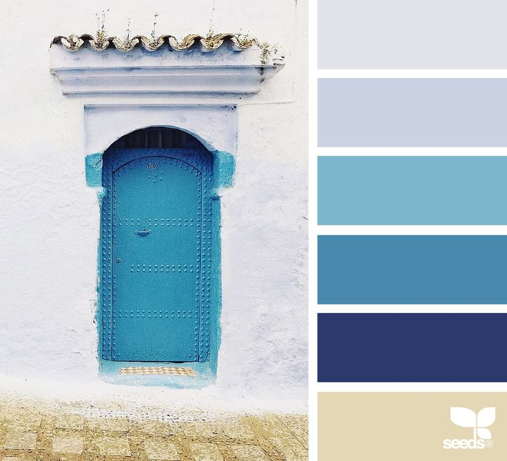 { a door hues } image via: @in_somnia_
