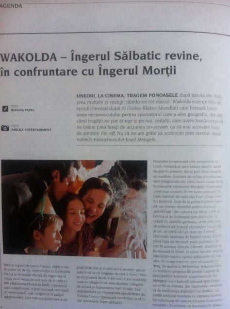 Wakolda review (The German Doctor)
