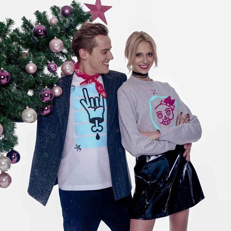 Pomysł na prezent pod choinkę  #funandrebel #media #streetwear #piekuo #stylizacje  #sport  #moda #tshirt #koszulka #polskidesign